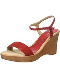 Unisa Damen Rita_17_ks Offene Sandalen mit Keilabsatz
