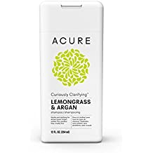 Acure Organics Shampoo Lemongrass + Argan Stem Cell Mujeres Champú 236ml - champues (Mujeres,