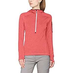 ORTOVOX Damen Fleece Light Melange Pullover