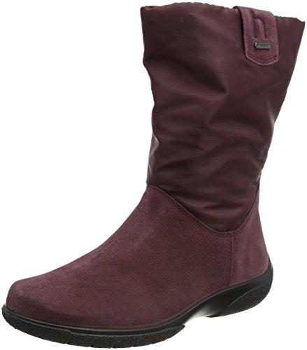 Hotter Women Orla Snow Boots, Purple (Maroon), 6 UK 39 EU