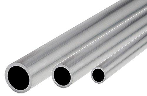 Aluminium Rundrohr Walzblankes Alu Profil 10x1mm 1500mm