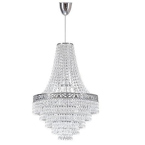MILANO I Modern Design Lustres Lustre Lampes suspendues Lampes de Plafond