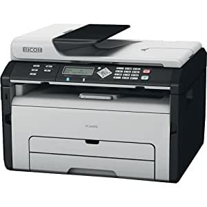 Ricoh SP204SFNw Wireless A4 Mono Multifinction Laser Printer (Print/Scan/Copy/Fax)