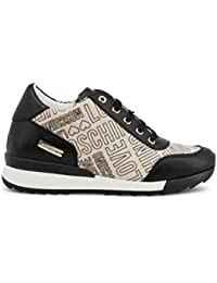 bc4ae643d49 Love Moschino Women s Shoes Sneakers Power Z45 Can Emb VIT Re Ner New