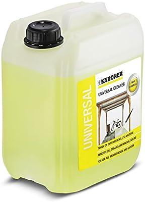 Kärcher RM.555 - Detergente universal neutro, envase de 5 l, para limpiadora de alta presión