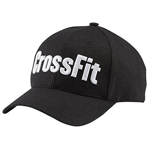 Reebok Men's Crossfit RCF Cap - Black, One Size