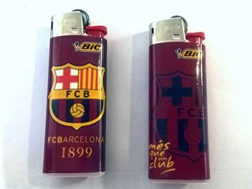 BIC Encendedor Mini FC Barcelona 6cm Surtido A Elegir 1