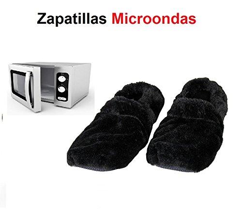 Zapatillas para microondas