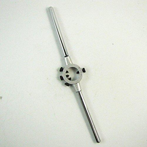 M4.5-6 alliage de zinc métal réglable (20 * 7) Diamètre Die poignée ronde Stock Titulaire