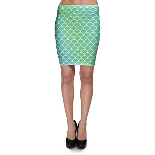 Skirt - XS Rock (Mermaid Tail Skirt)