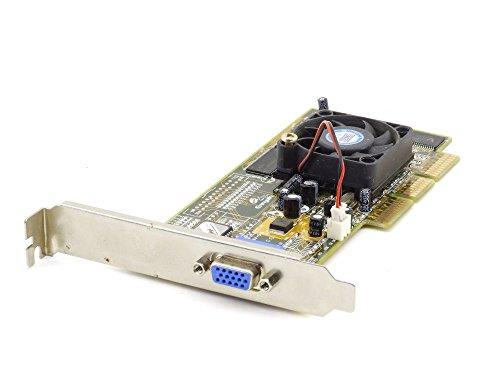 Tnt2 M64 32 Mb (Ennyah GX-T2M64/32M Nvidia Riva TNT2 M64 GPU 32MB Video RAM VGA AGP Grafikkarte)