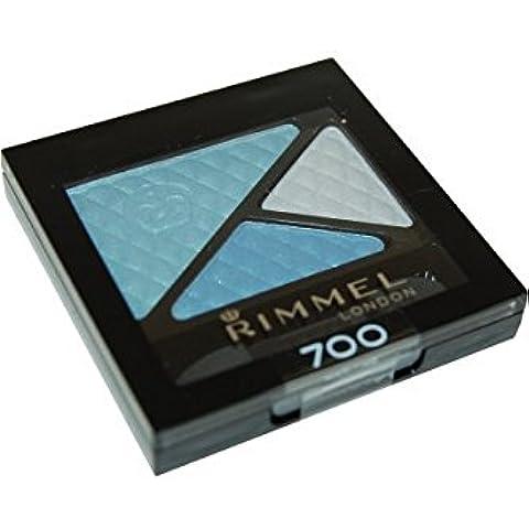Rimmel Glam Eyes Trio Eyeshadow - 700 Maritime by Rimmel