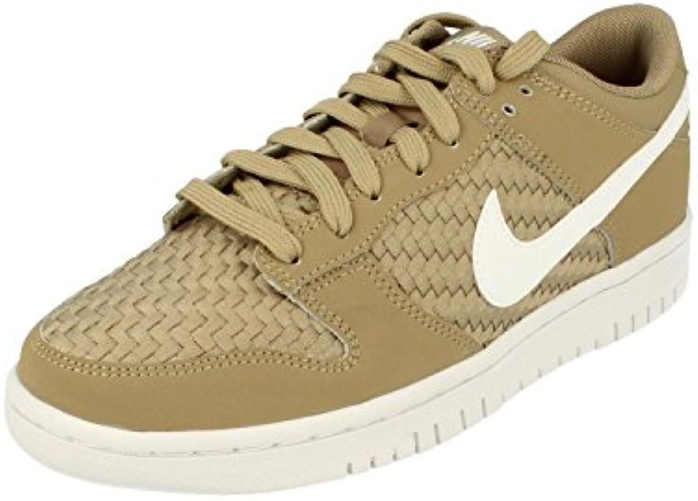 Nike - Zapatillas de piel y textil para hombre