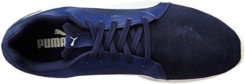 Puma St Trainer Evo Sd Scarpa da Running Blu (Blau (peacoat-whisper white 03))