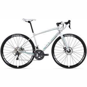 Vélo LIV Avail Advanced 1 Blanc Gris - taille cadre: XXS