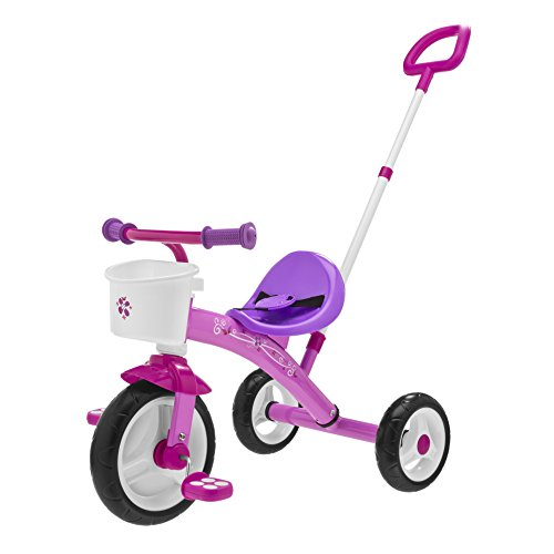 Chicco U-GO Triciclo 2 en 1 Color Rosa Artsana Spain 00007412100000