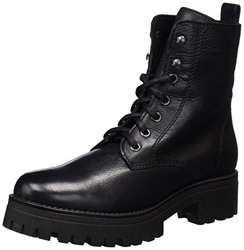 Buffalo London Damen ES 30986 Impulse Stiefel, Schwarz (Preto 01), 40 EU (Impuls-stiefel)