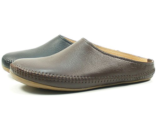 Haflinger Softino, Chaussons Mules Homme