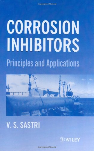 Green Corrosion Inhibitors: Theory and Practice: Principles and Applications -