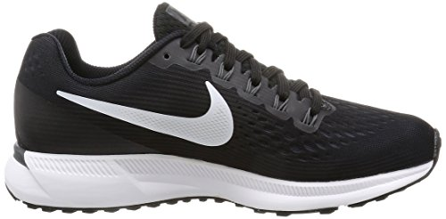 Wmns Nike Air Zoom P Nero (Black/White/Dk Grey/Anthracite)