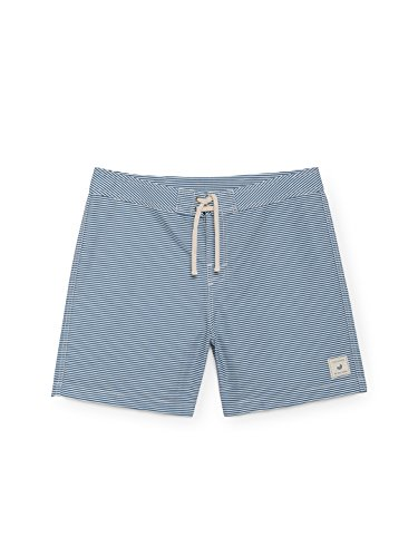 TWOTHIRDS Men's Boardshort - Indah Legion Blue White