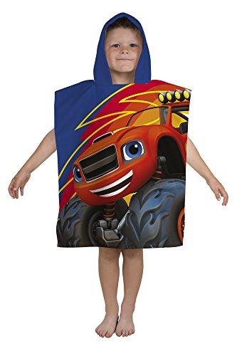 Blaze 'Zoom' Poncho (Monster Truck Schwimmen)