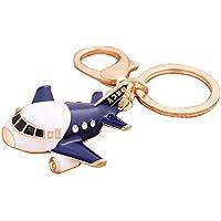 Gespout Porte-clés Pendentif Conception de Forme d avion Porte-clés Charmes  Bijoux d1ad34cb8ff