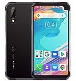 Telephone Portable Etanche 2019, Blackview BV6100 IP68 4G Smartphone débloqué Incassable, Grand...