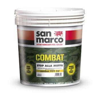san-marco-combat-999-ew-peinture-nettoyant-respirant-anti-moisissure-pour-interieur-5-lt-size-blanc