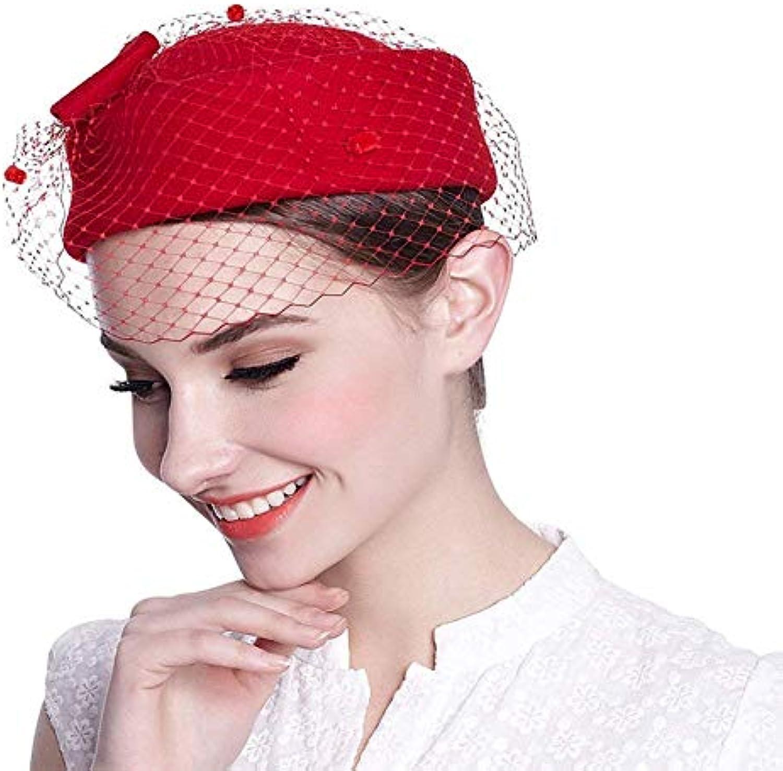 Berretto Da Donna Berretto Donna Da Cappello Pillbox Fashionable Cappellini Elegante  Cappello Da Sposa Cappellini Fashionable Da Festa... Parent 03c5a6 36a5d4cff229