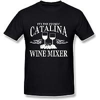 Men's It's The Fuckin' Catalina Wine Mixer T-shirtYILIAX11737XXXX-L
