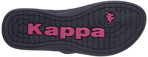 Kappa Halulu, Tongs Femme Rose (2267 Pink/Navy)