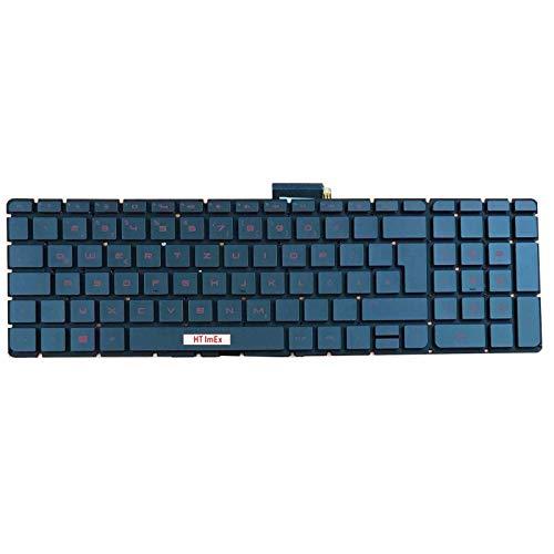 Deutsche Tastatur für HP Pavilion 17-g189ng, 17-g197ng, 17-g183ng, 17-g052ng, 15-ab109ng, 15-ab232NG, 15-ab034ng, 15-ab031ng, 15-ab103ng