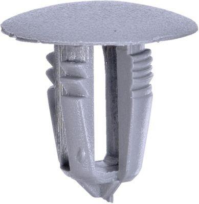 Ford, Pannello Clip grigio 8mm 50x Trim Pannello di clip per interno Clip di ricambio, Top Qualità clip non economici tipo
