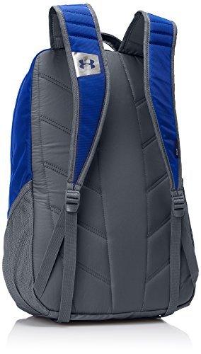 Under Armour Unisex Multisport Ua Hustle Backpack Ii Rucksack Royal Blau