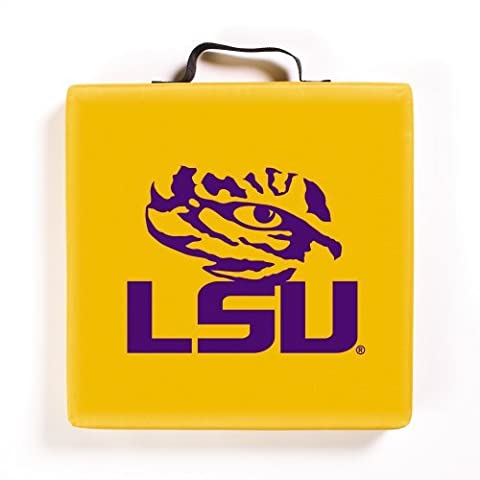 NCAA LSU Tigers Seat Cushion by BSI