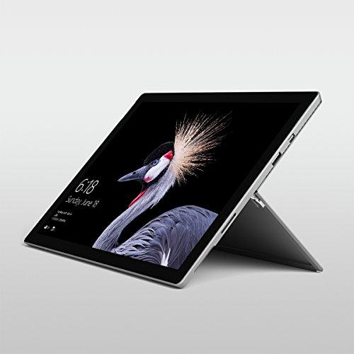 Microsoft Surface Pro (Core-i5 7th Gen/8GB/128GB/Windows 10 Pro/Integrated Graphics), Silver image