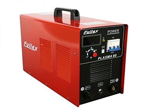 FULLEX CUT 60 Profi Plasmaschneider mit Toshiba V- Mofset Technologie, schneiden bis 20 mm