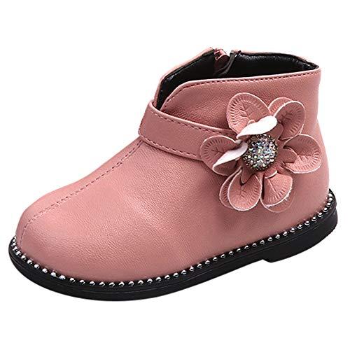 Bild von cinnamou Jungen Mädchen Unisex Baby Kinder Sneaker Sneaker Snow Boots Warme Kinder Baby Freizeitschuhe
