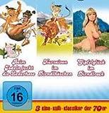 DIRNDL & LEDERHOSEN Paket BEIM JODELN JUCKT DIE LEDERHOSE + GIPFELGLÜCK IM DIRNDLROCK + KURSAISON IM DIRNDLHÖSCHEN 3 DVD Edition Erotik Classics
