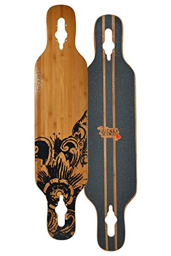JUCKER HAWAII Longboard DECK NEW HOKU Flex 2 (45 - 80 kg)