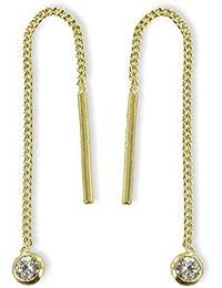 b57fbd7b522e Amazon.es  cadenas de oro para mujer - Alex-Super-Schmuck  Joyería