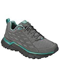 86786e0a4 The North Face Endurus TR Zapatos de Trail Running Mujer Gris