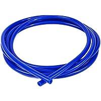 Ramair Filters vac5mm-3m-bl silicona manguera de vacío, color azul, 5mm x 3m