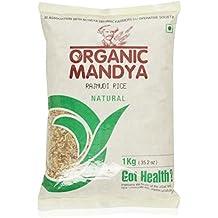 Organic Mandya RAJMUDI RICE 1000 GMS Pack of 5