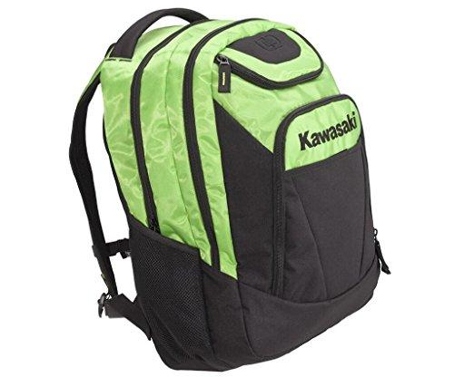 KAWASAKI Rucksack OGIO MULTIFUNKTIONS Backpack ! schwarz grün ! NEU ! ORIGINAL ! (Ogio Laptop-rucksäcke)
