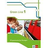 Green Line. Arbeitsheft 5. Klasse. 99 grammatische Übungen mit Lösungen: Arbeitsheft 5. Klasse