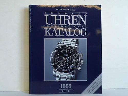 Armbanduhren International Katalog 1995