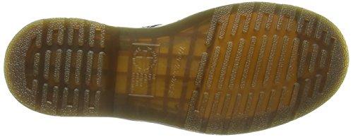 Dr. Martens 1460, Bottes Classiques Mixte Adulte Bleu verni (Patent)