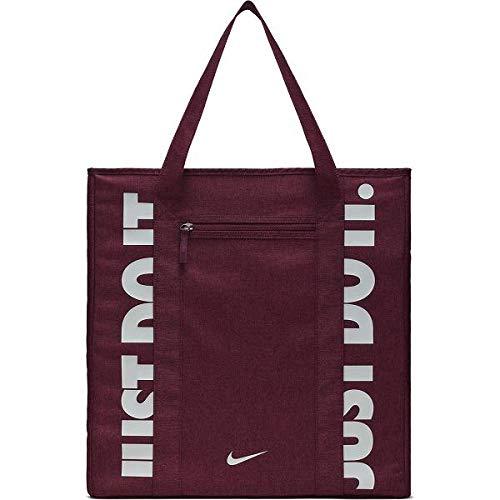 Nike Damen Gym Tasche Rush Pink/(White), 45.5 cm x 43 cm x 12.5 cm